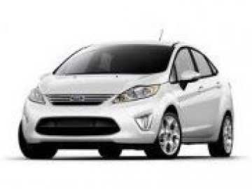 Ford Fiesta or similar car hire in Laranca